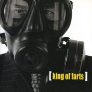 Humorous/Rude Greeting Card - King of Farts